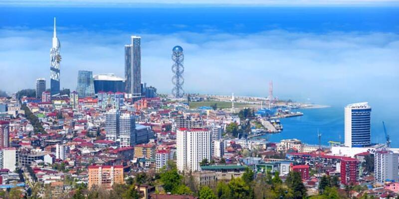 Batum'da gezilecek yerler - Batum'da ne yapılır? Yapılacaklar listesi