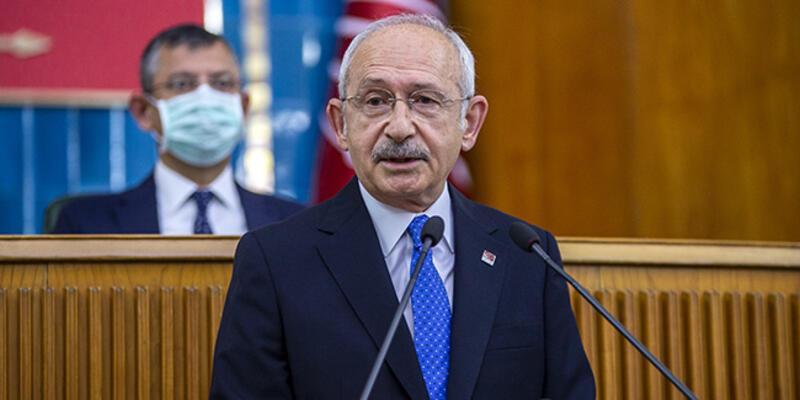 Son dakika... Kılıçdaroğlu CHP Grup Toplantısı'nda konuştu