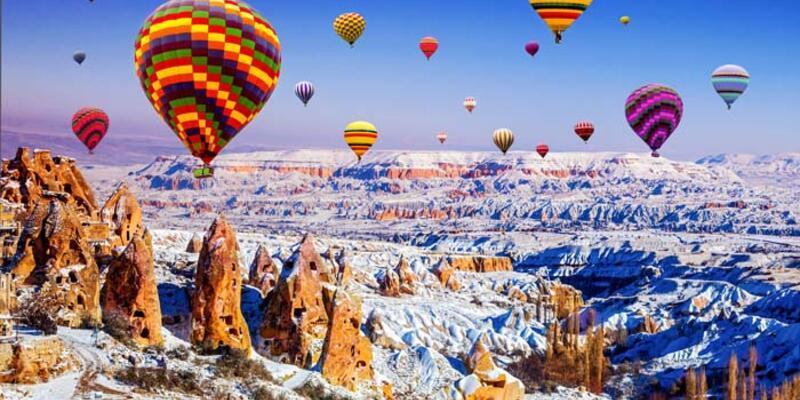 Kapadokya'da gezilecek yerler - Kapadokya'da ne yapılır? Yapılacaklar listesi