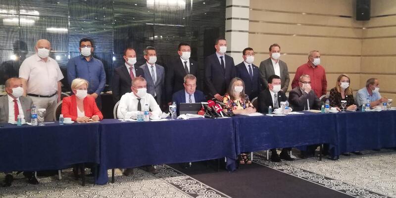 Son dakika... Baro başkanlarından, 'baro düzenlemesi' açıklaması