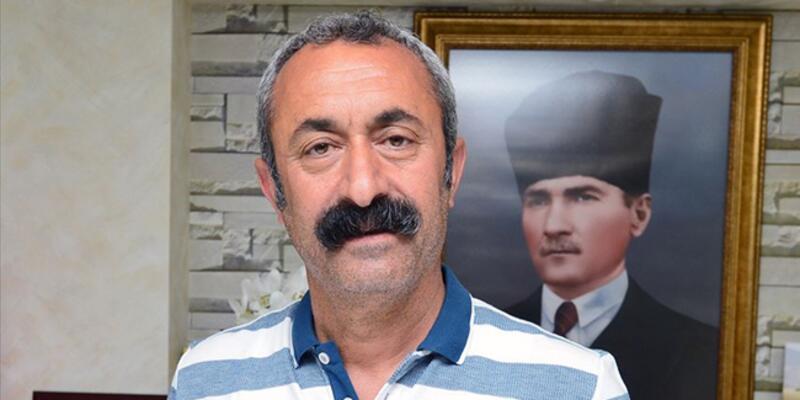 Tunceli Belediye Başkanı Maçoğlu'nun tedavisi evinde sürüyor