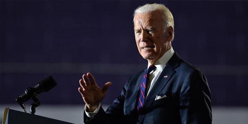 Joe Biden'dan 'miting' kararı