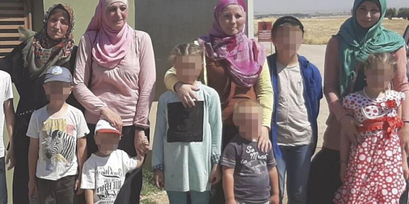 Son dakika... INTERPOL'ün aradığı DEAŞ'lı 4 kadın Kilis'te yakalandı