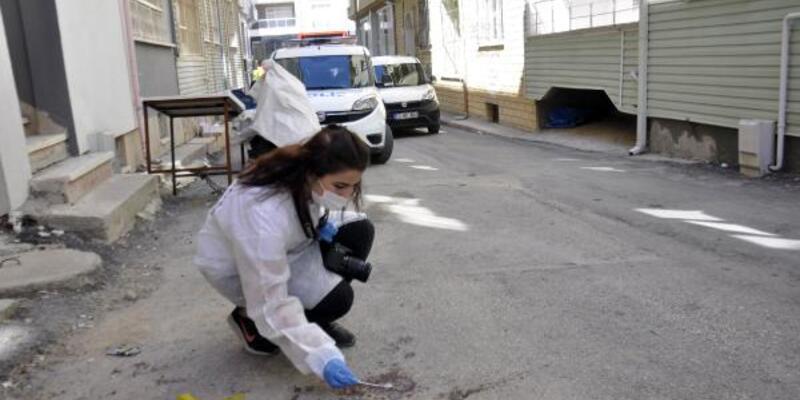 Sokak ortasında kanlar içinde bulundu