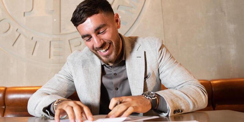 Son dakika... Feyenoord Orkun Kökçü'nün sözleşmesini uzattı