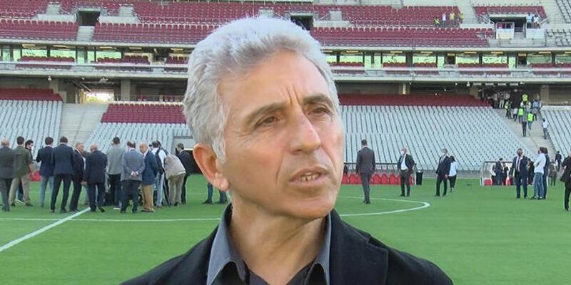 Ali Düşmez: Kupa finalini şartlar uygun olursa seyircili oynatmak istiyoruz