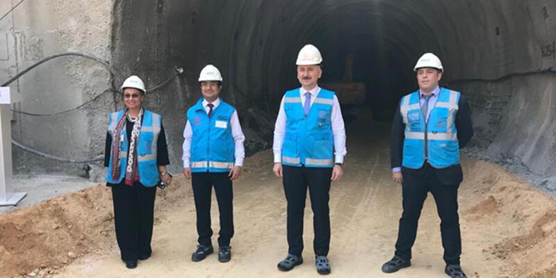 Gebze OSB-Darıca Sahil Yolu Metrosu 2023'te hizmete girecek