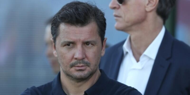 Milos Kruscic görevinden istifa etti