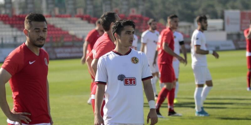 Ümraniyespor 3-0 Eskişehirspor MAÇ ÖZETİ
