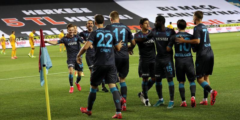 Trabzonspor tarihi yenilmezlik serisine yakın
