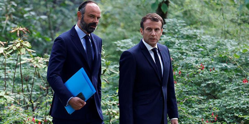 Son dakika... Fransa Başbakanı Edouard Philippe istifa etti