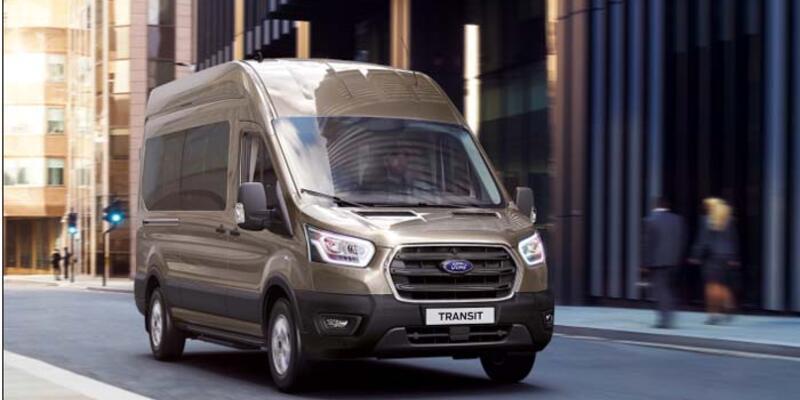 Ford Transit, şimdi sınıfında tek