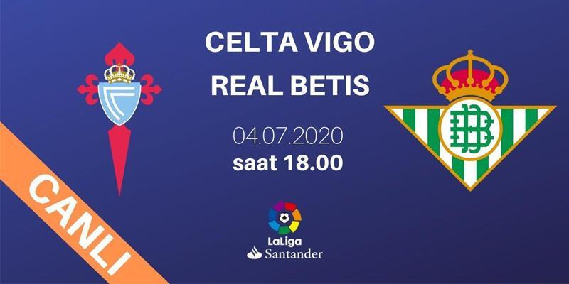 Celta Vigo - Real Betis D Smart şifresiz canlı izle