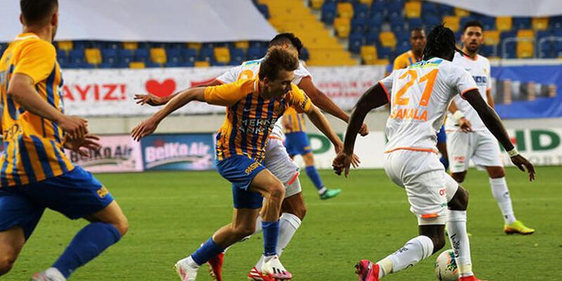 Ankaragücü - Alanyaspor: 1-4