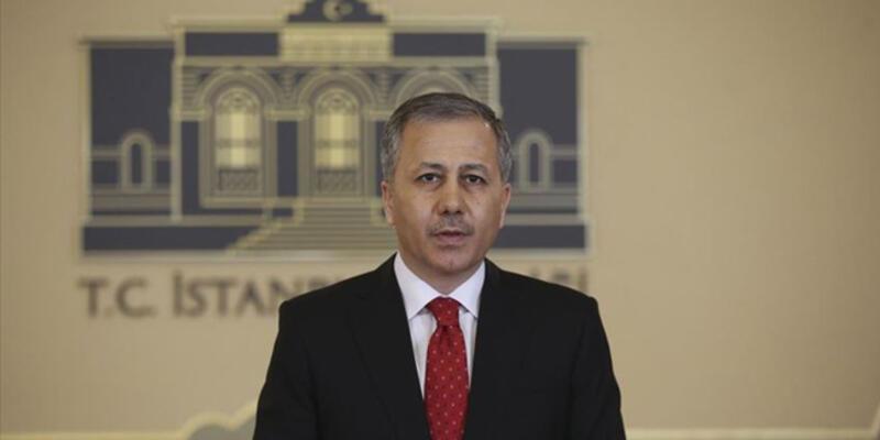 İstanbul Valisi Yerlikaya'dan maske ve sosyal mesafeye uyarısı