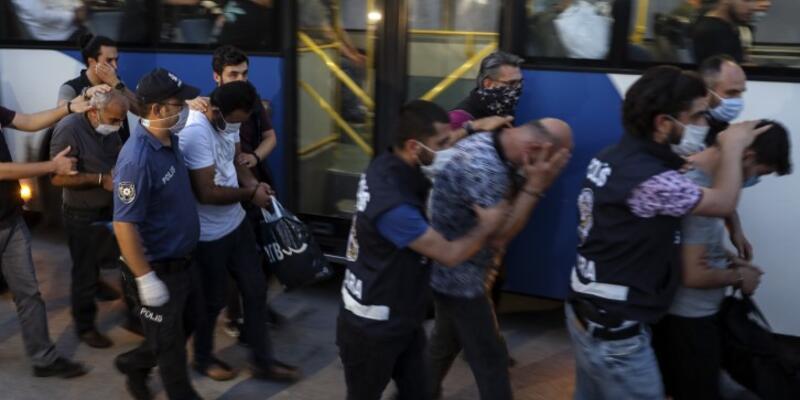 Son dakika... Bataklık Operasyonu'nda gözaltına alınanlardan 34'ü tutuklandı