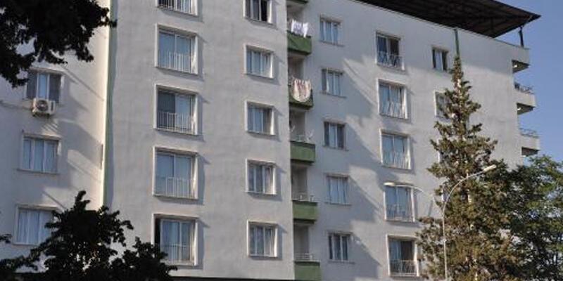 53 kişinin yaşadığı apartman karantinaya alındı