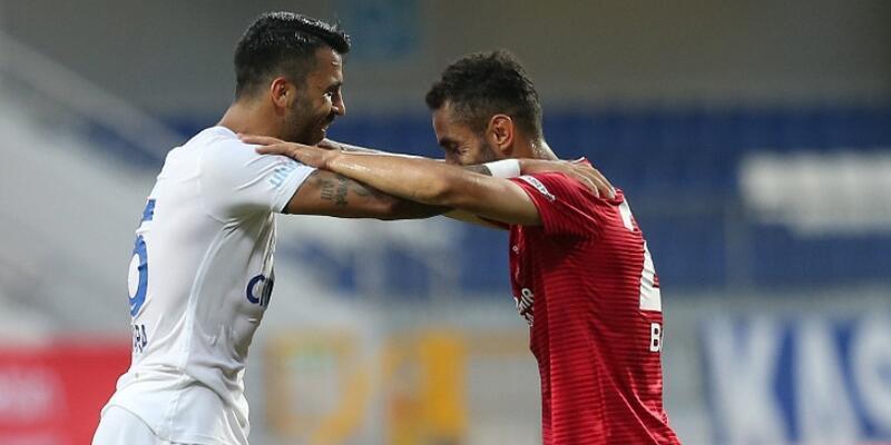 Sivasspor yine puan kaybetti