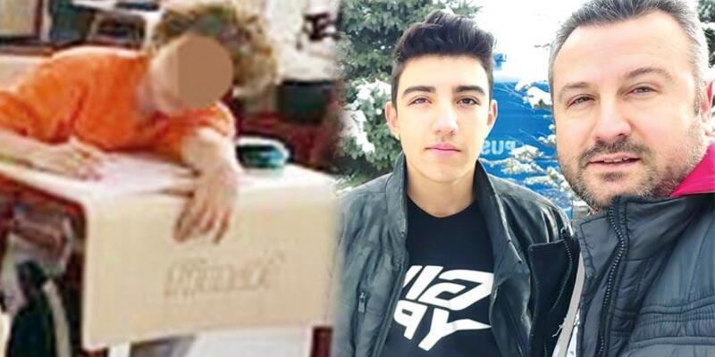Ankara'da kolejde dehşet: Avcı bıçağı ile saldırdı