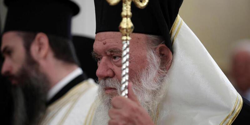 Son dakika haberi: Yunanistan Başpiskoposu'ndan küstah sözler