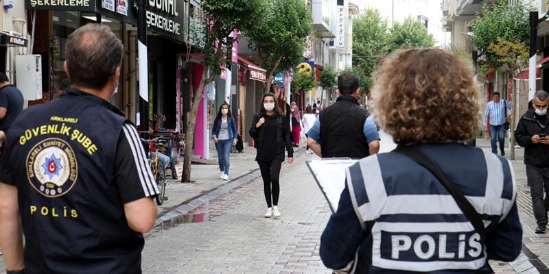 Son dakika... 'Polis maske cezası kesebilir mi?' sorusuna Emniyet'ten cevap