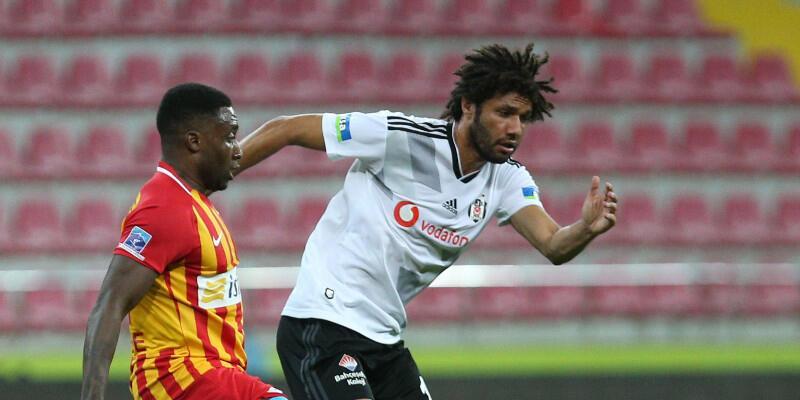 Son dakika... Beşiktaş'ta Elneny krizi çözüldü!