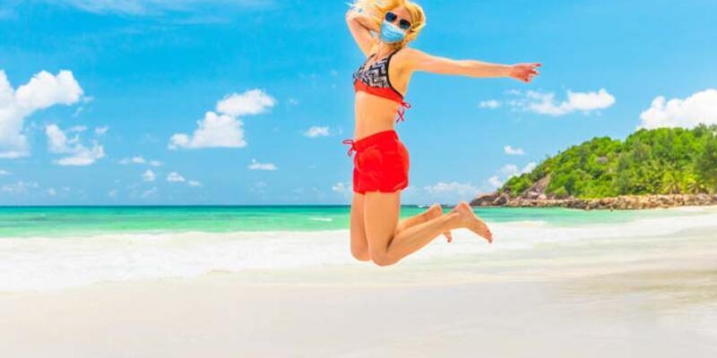 Yaz tatilinde koronavirüse karşı bunlara dikkat