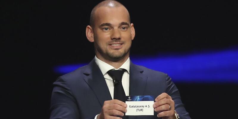 Sneijder'den Galatasaray itirafları