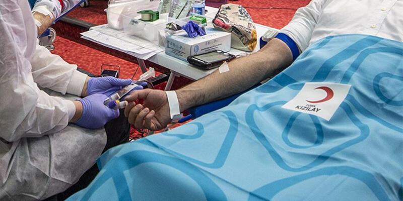 Sıcak hava kan bağışını azalttı