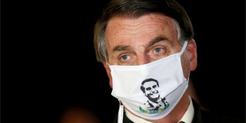 Son dakika... Brezilya Devlet Başkanı Bolsonaro'nun koronavirüs testi pozitif çıktı