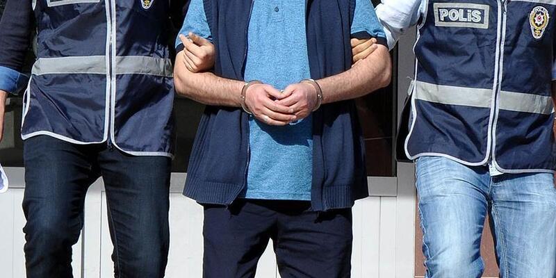 Eskişehir'deki FETÖ operasyonunda 2 tutuklama