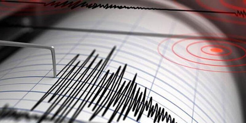 Son dakika! Ege Denizi'nde korkutan deprem!