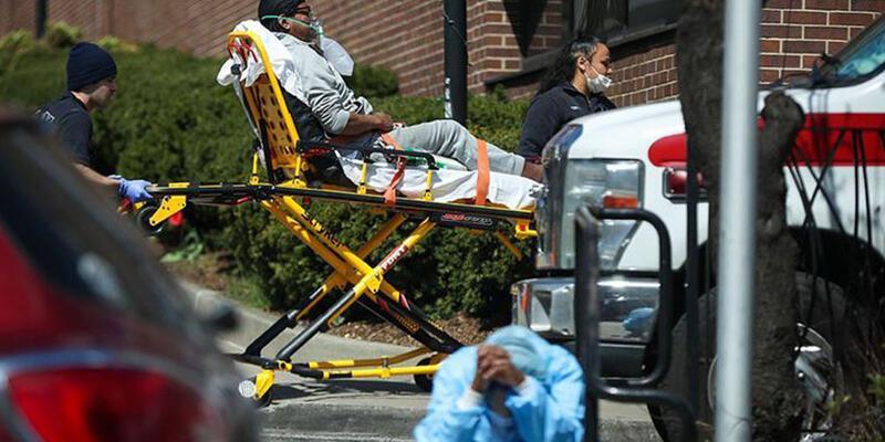 Son dakika... ABD'de ölü sayısı 134 bini aştı