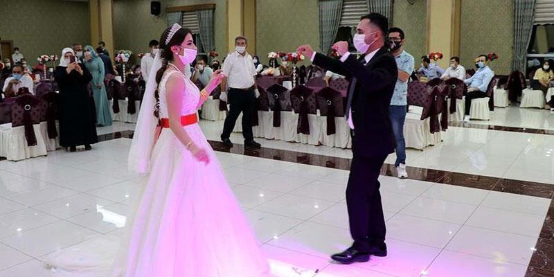 Mersin'de düğün saatlerine kısıtlama getirildi
