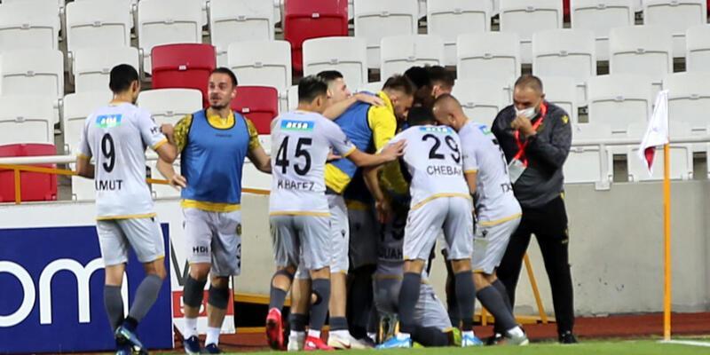 Yeni Malatyaspor'a hayat veren gol