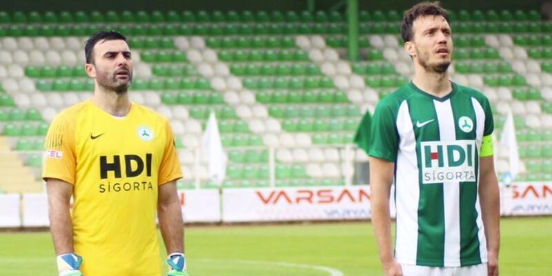 Giresunspor 6 futbolcusuna izin verdi