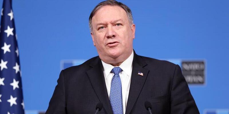 ABD Dışişleri Bakanı Pompeo, Ürdün Kralı 2. Abdullah ile görüştü