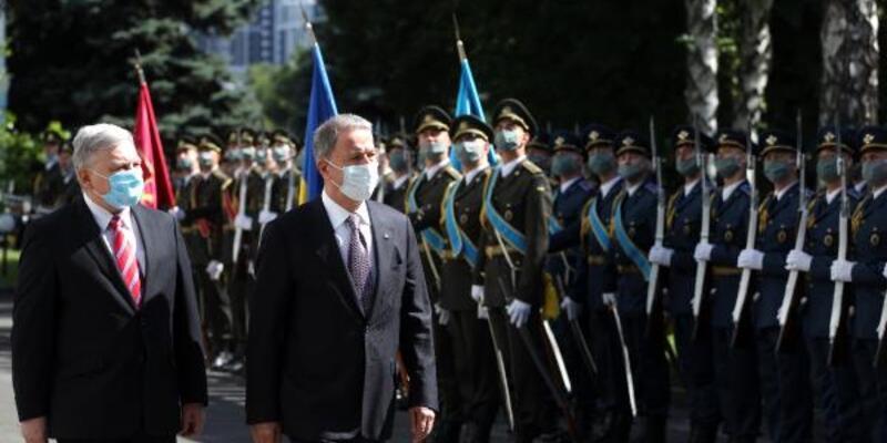 Son Dakika... Bakan Akar: Kırım'ın ilhakını tanımadık, tanımayacağız