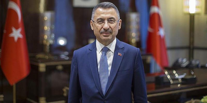 Cumhurbaşkanı Yardımcısı Oktay'dan, 'Ayasofya' paylaşımı
