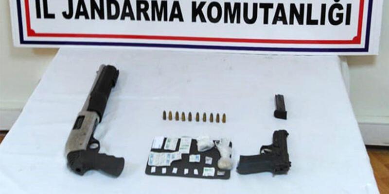 Antalya'da 'Turuncu Çember' operasyonu: 14 tutuklama