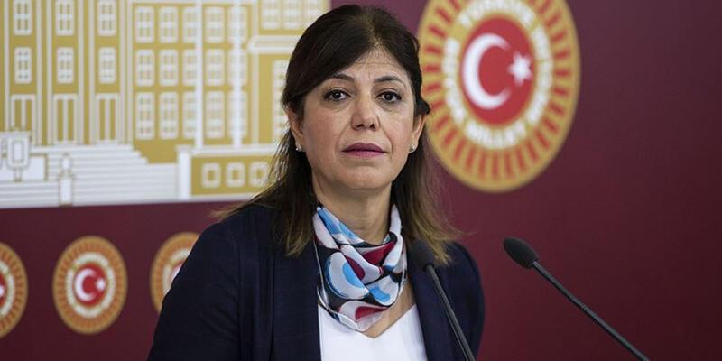 HDP Grup Başkanvekili Beştaş, merdivenlerden düşüp yaralandı