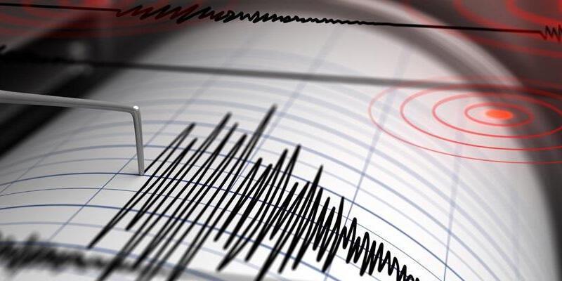 Son dakika! Akdeniz'de 3.5 büyüklüğünde deprem