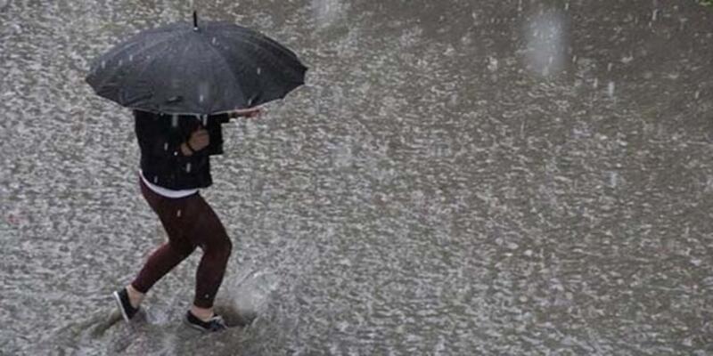 Hava durumu 11 Temmuz: Meteorolojiden kuvvetli yağış ve rüzgar uyarısı