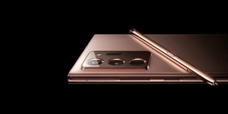 Galaxy Note 20 fiyatı iPhone 12 Pro Max'ten pahalı olacak