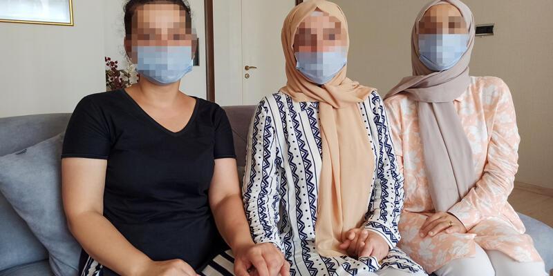 Son dakika... Babalarının tacizine maruz kaldıklarını iddia eden 3 kız kardeş adalet istiyor