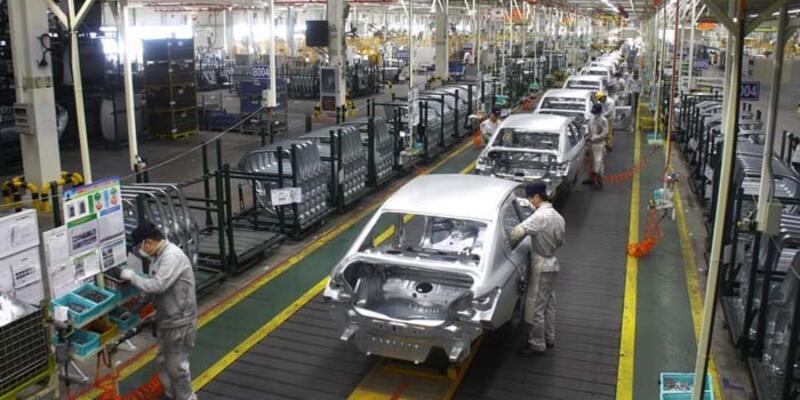 Otomotivde ilk 6 ayda üretim yüzde 29, ihracat yüzde 37 azaldı