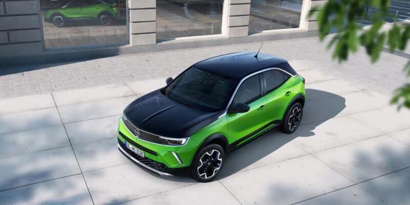 Yeni Mokka ile Opel'in Logosu yenilendi