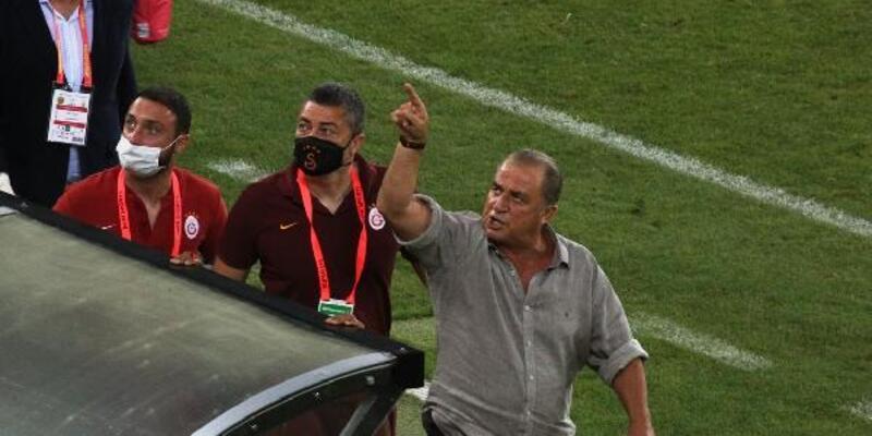 Ankaragücü-Galatasaray maçı sonrası gerginlik