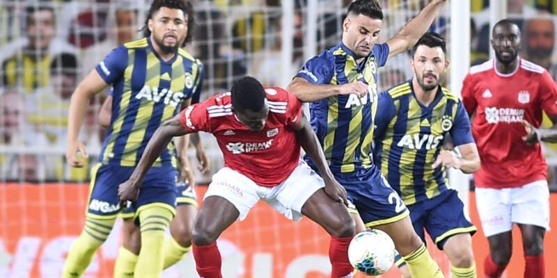 Sivasspor Kadıköy'de kazandı