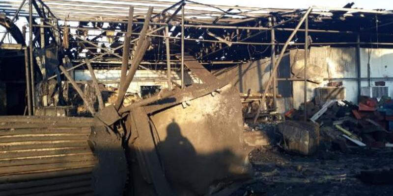 Fabrikadabuhar kazanıpatladı:1 ölü